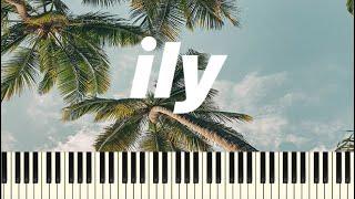 Baixar surf mesa feat. Emilee - ily (Piano Tutorial + Sheets)