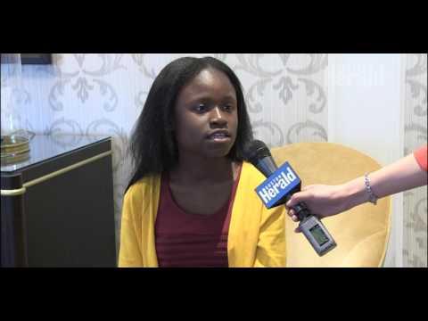 Boston Green Academy valedictorian speaks to Boston Herald