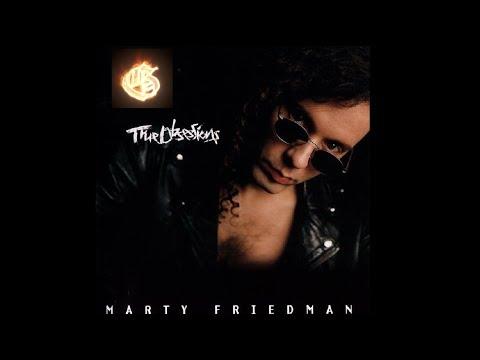 Marty Friedman -  Rock Box ( Guitar Cover )