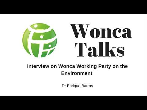 Wonca Talks Enrique Barros Interview