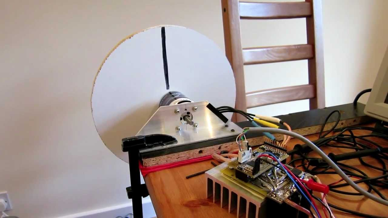 Bldc Sensorless Motor Start Up Youtube Piccolo Wiring Using Brushless