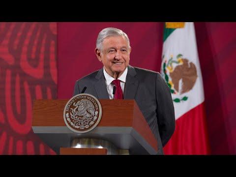 Conferencia de prensa matutina. Lunes 31 de agosto 2020 | Presidente AMLO