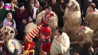 Parada obiceiurilor de iarnă Suceava 2015