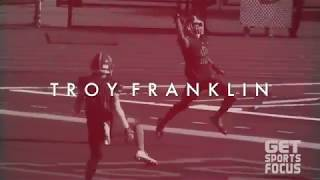 Troy Franklin || Pimpin' Ain't Easy || Sophomore Year Highlights