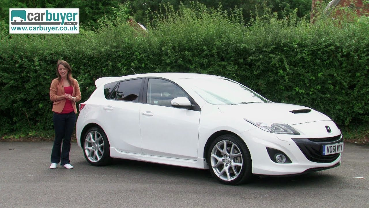 Mazda3 Mps Hatchback Review Carbuyer Youtube