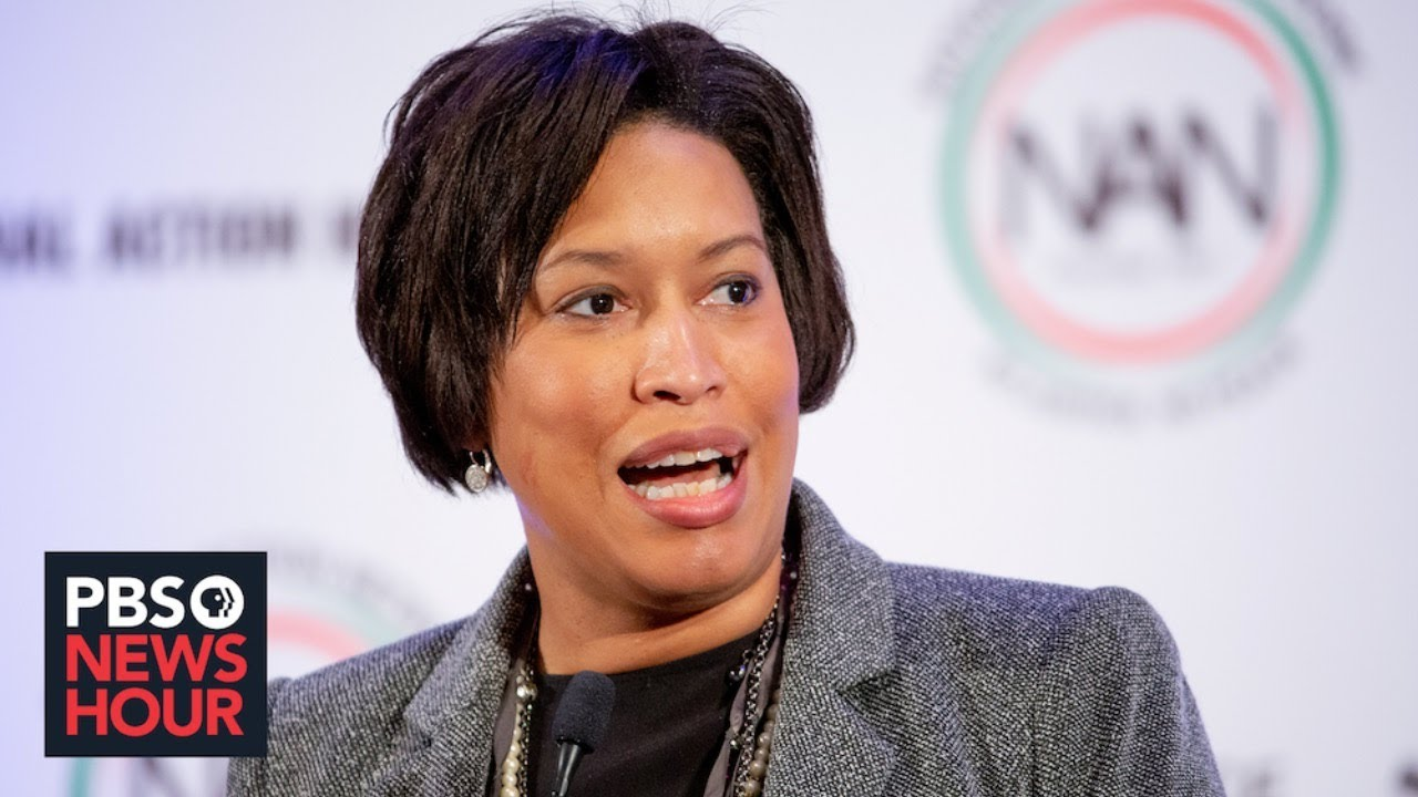 WATCH: D.C. Mayor Muriel Bowser holds news conference amid ...