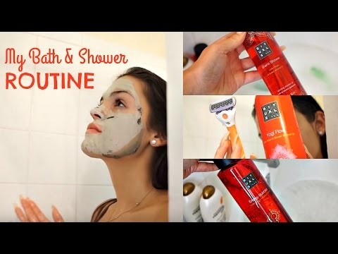 My Shower & Bath Routine with RITUALS