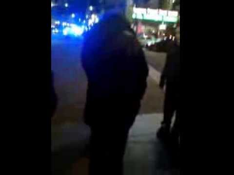 Doughnut Shop Gets Robbed At Columbus Ohio March
