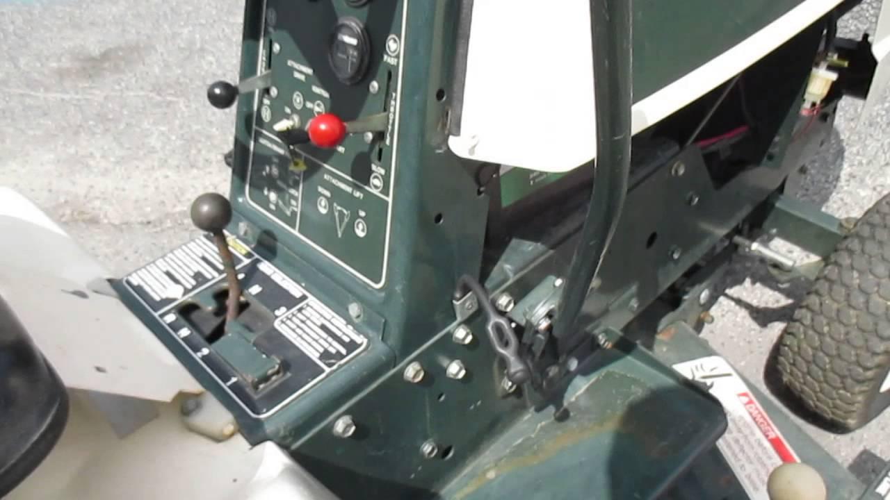 Bolens H14 Garden Tractor