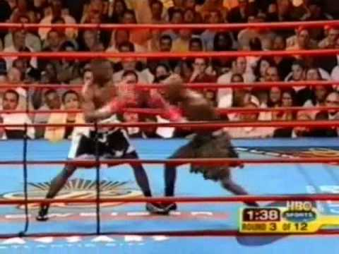 Floyd Mayweather Jr. vs. DeMarcus Corley Pt.2