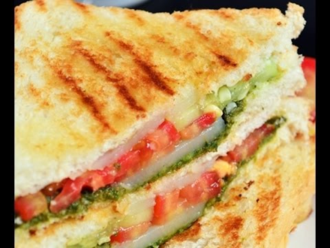Bombay Sandwich Breakfast Recipe- Indian recipes,hot recipes,funny recipes