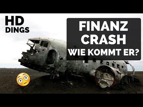 Finanzkrise - Wie investieren vor dem Crash? 3/3 Wie kommt die Wirtschaftskrise