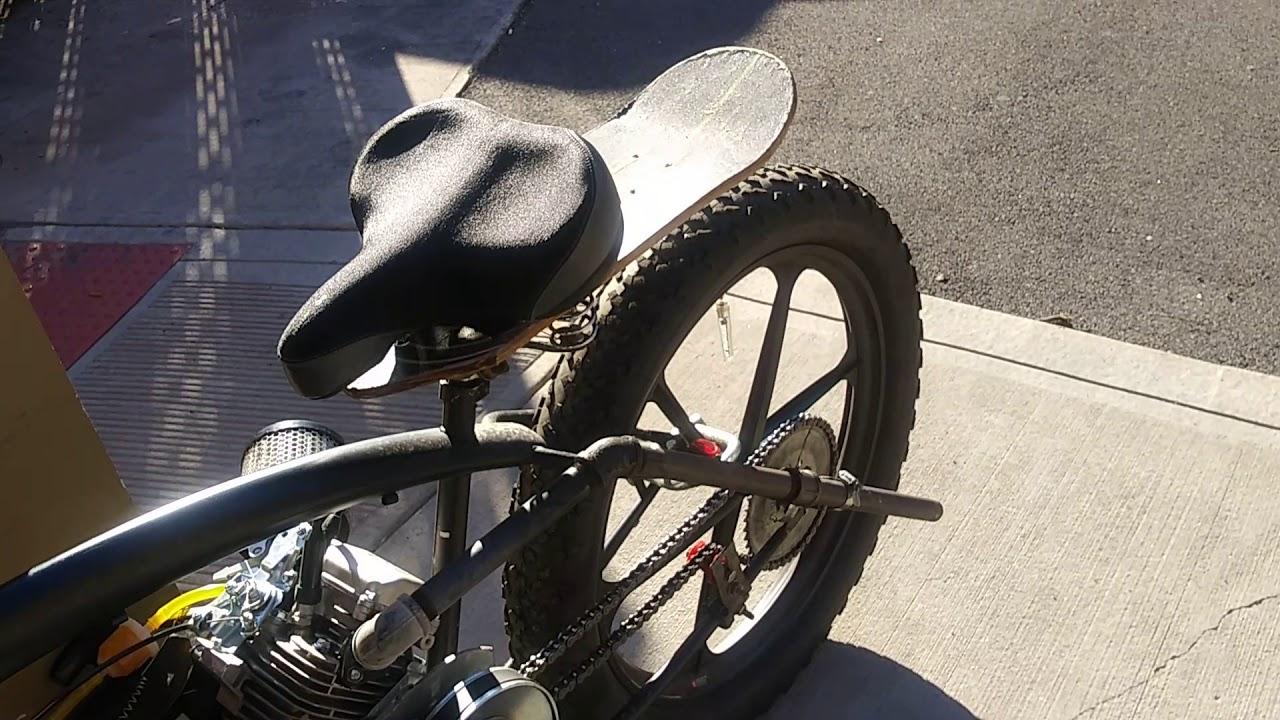 212cc motorized custom Fat Bike