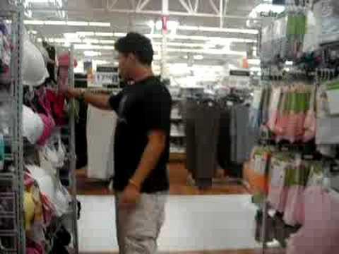 Underwear At Walmart - JTK - YouTube