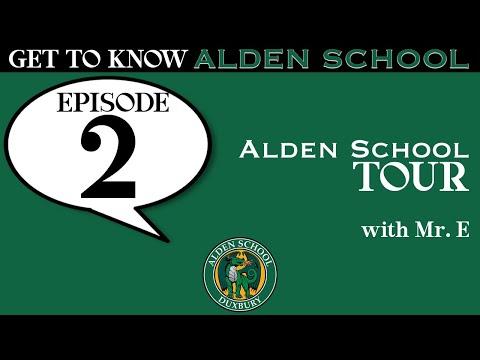 Get to Know Alden School | Episode #2: Alden Tour