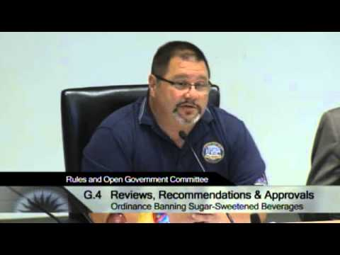 08/28/13 - San Jose City Hall - Rules & Open Government Committee
