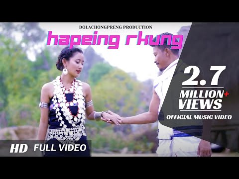 Hapeing Rkung || Official Kaubru Music Video 2019 || Viku & Hana