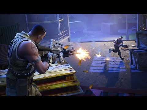Fortnite Battle Royale: Full Match Gameplay (1080p 60fps)