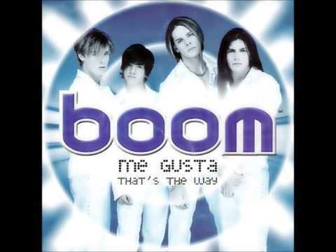 BOOM - Me gusta That's the way CD FULL.