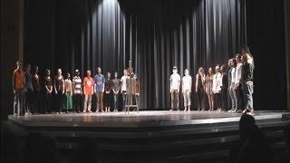 Mayfield S.S. Junior Drama Night 2014