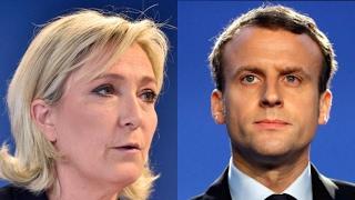Macron face à Le Pen: le choc de deux France?