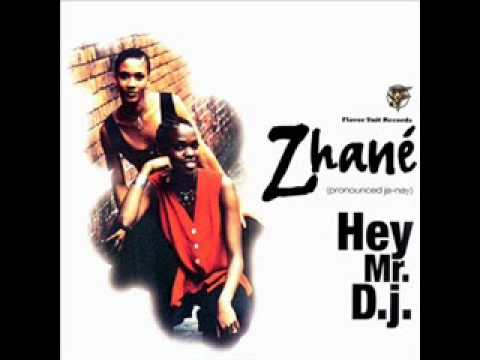 Mix - Zhane- Hey Mr. D.J.