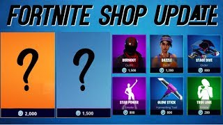 *NEW* Vertex Skin + Razor Edge + Forerunner (Burnout + Dazzle) Fortnite Item Shop Update 06/28/18