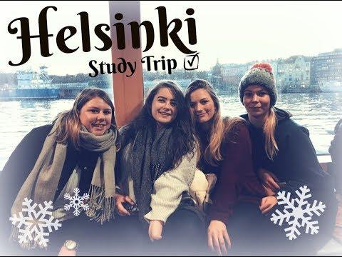 Helsinki Study Trip