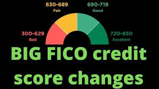 Fico scores are changing! every few years the company updates their formula for calculating your credit score. they recently announced that starting t...