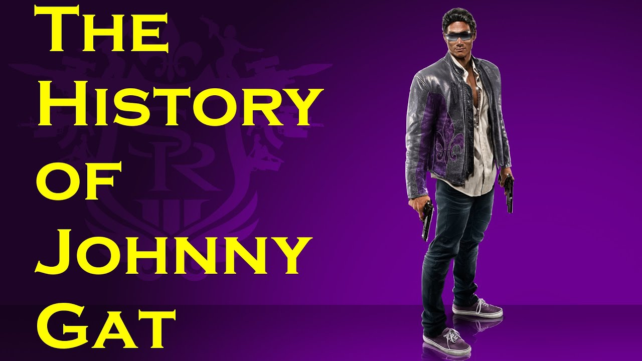 The History Of Johnny Gat