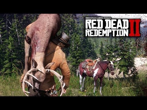 Red Dead Redemption 2 - HUGE INFO! More Leaks, Stealth, Boats, Customization & Gameplay Trailer Soon thumbnail