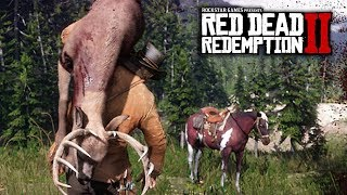 Red Dead Redemption 2 - HUGE INFO! More Leaks, Stealth, Boats, Customization & Gameplay Trailer Soon