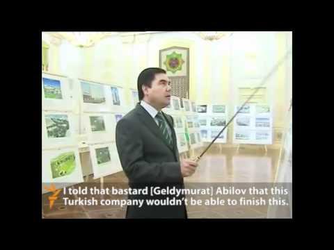 Video Captures Turkmen