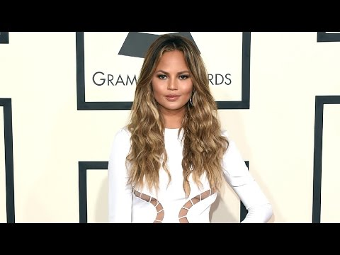 Chrissy Teigen Keeps it Real on How Celebrities Lose Baby Weight So Fast
