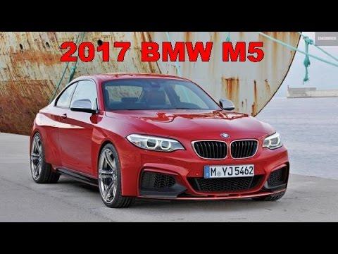 2017 BMW M5 Exterior And Interior