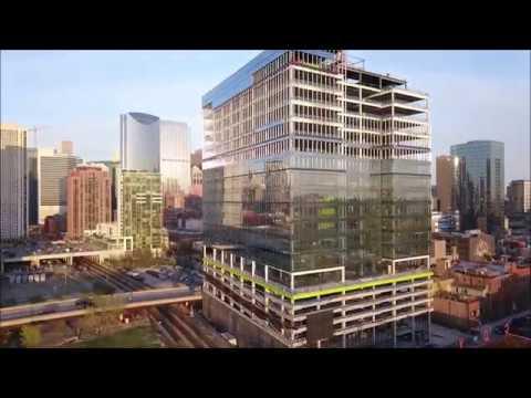 333 North Green Fulton Market | 5252 Hyde Park | Apr 19' Chicago | Construction | DJI Drone Aerial
