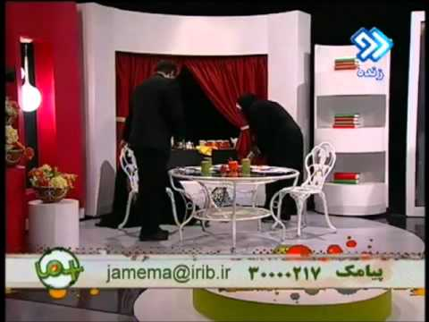 IRIB Broken Chair (Live)