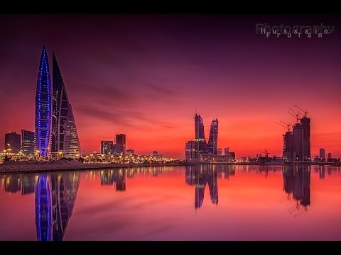 Bahrain Time lapse  - Full HD (Bright Future)