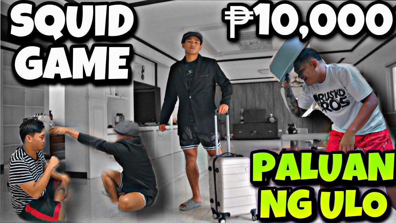SQUID GAME NI SUPERJERICK!! PALUAN NG ULO!! (₱10,000 CASH PRIZE)