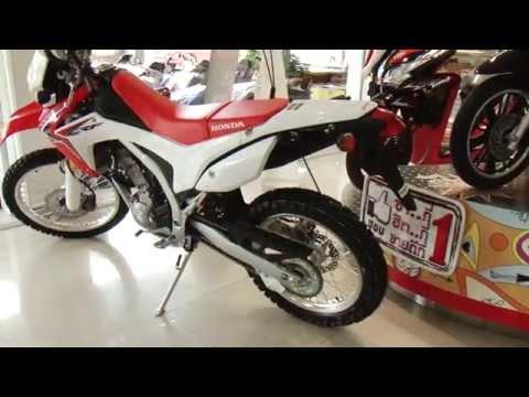 2012 Honda CRF250L Preview HD