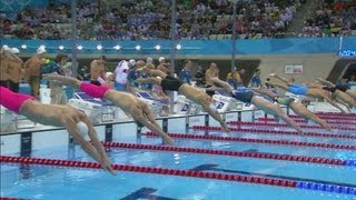 Men's 4 x 100m Freestyle Relay - Heats | London 2012 Olympics
