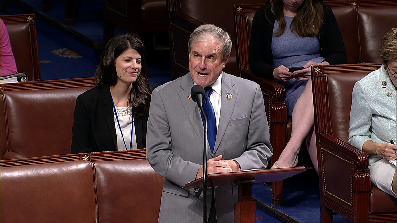 Chairman Yarmuth Leads Floor Consideration Of The Bipartisan