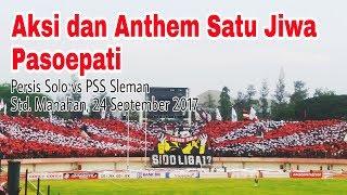 Download Video Aksi Pasoepati dan Anthem Satu Jiwa yang Luar Biasa. Persis Solo vs PSS Sleman (24/9/17) MP3 3GP MP4