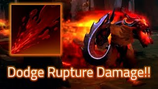 3 Ways To Dodge Rupture - Mechanics You Dont Know #2