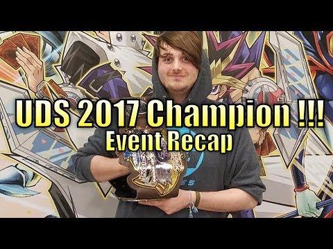 Jeff Jones Wins UDS 2017 !!!