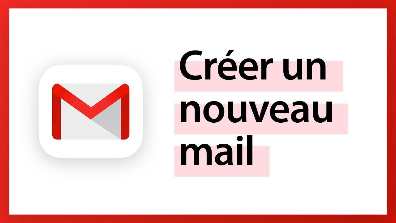 Gmail - Envoyer un nouveau mail
