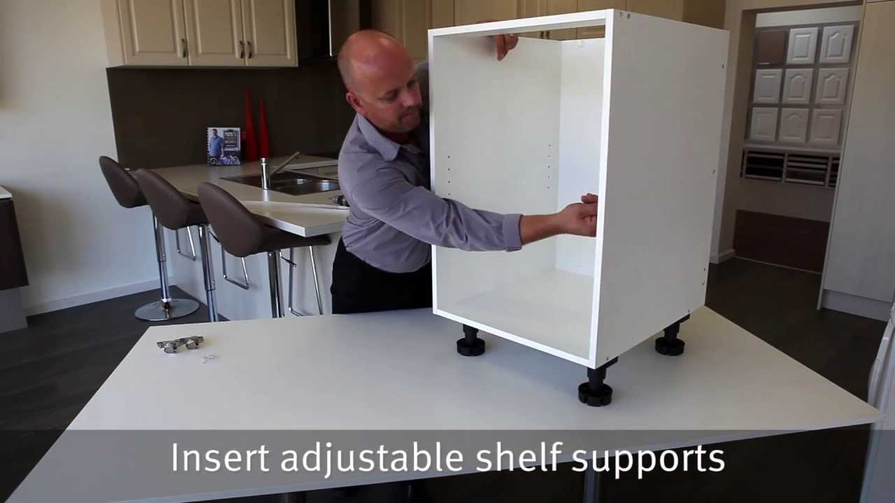 How to assemble a cabinet 27
