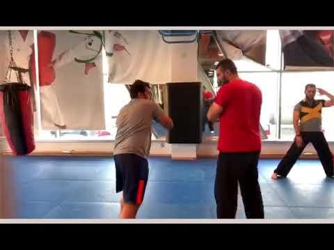 Training kickboxing & mma in Kuwait City - تدريب كيك بوكسنغ