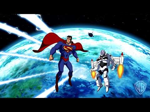 JLA Adventures Trapped in Time Official Satellites Clip