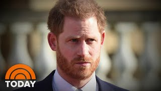 Prince Harry Says Social Media Sites Are Sowing Hate And Misinformation | TODAY